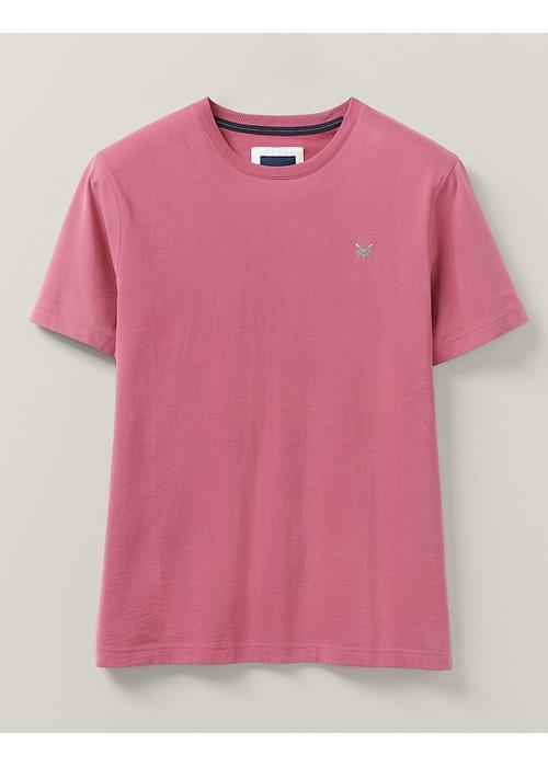 Crew Clothing<br />Classic T-Shirt (Magenta)