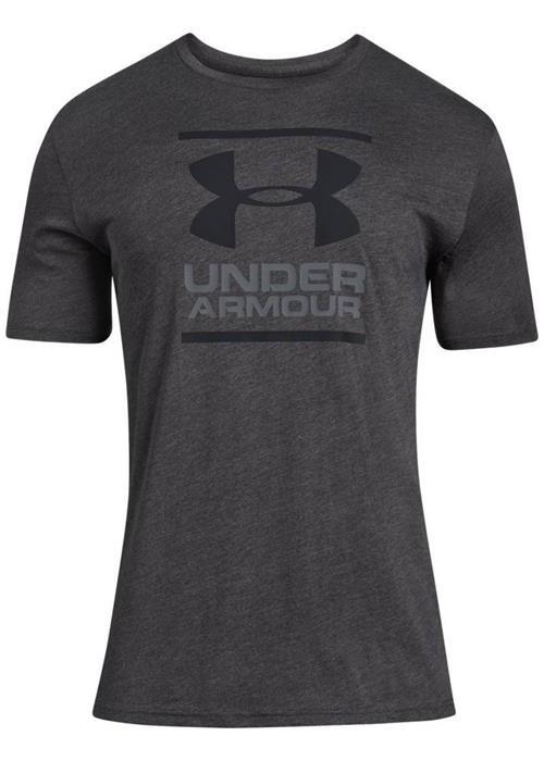 Under Armour<br />Foundation T-Shirt (Charcoal)
