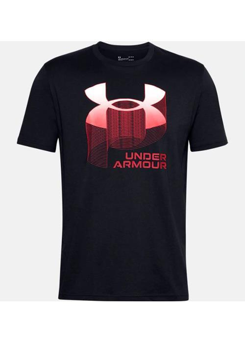 Under Armour<br />Big Logo Wordmark T-Shirt (Black)