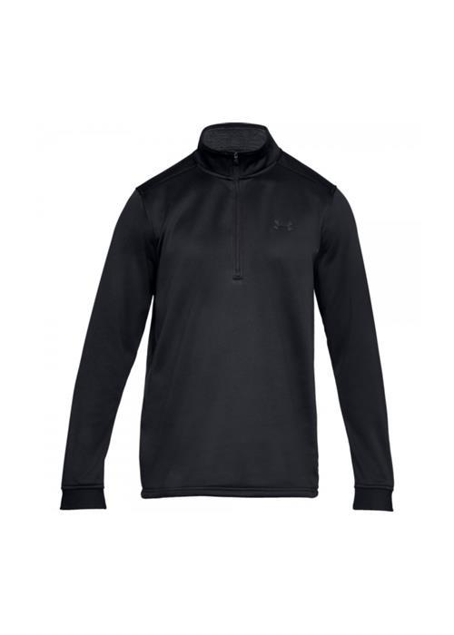 Under Armour<br />Armour Fleece 1/2 Zip (Black)