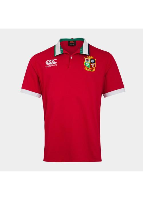 Canterbury<br />British Lions S/S Classic Supporters Jersey (Red)