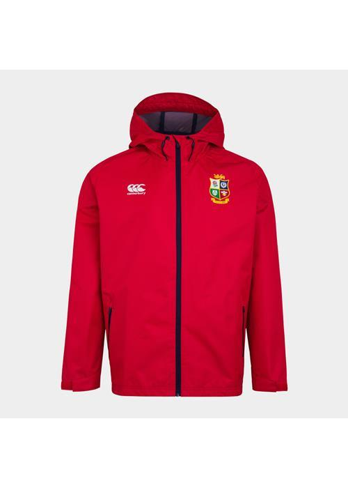 Canterbury<br />British Lions Water Resistant Jacket (Red)
