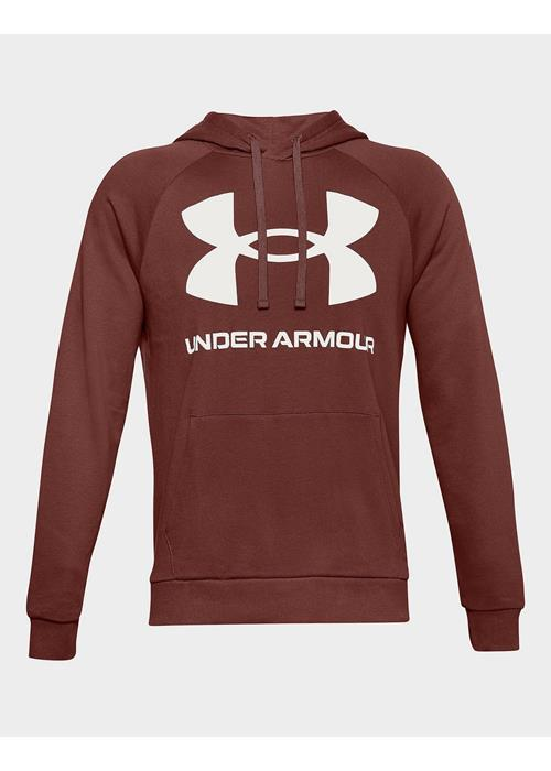 Under Armour<br />Rival Fleece Big Logo HD (Rust)