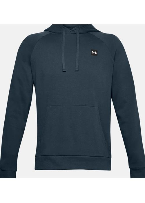 Under Armour<br />Rival Fleece Hoodie (Magnetic Blue)