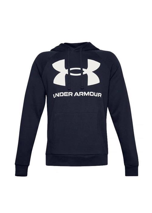 Under Armour<br />Rival Fleece Big Logo HD (Navy)