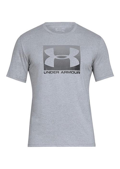 Under Armour<br />Boxed Sportstyle Short Sleeve T-Shirt (Grey)
