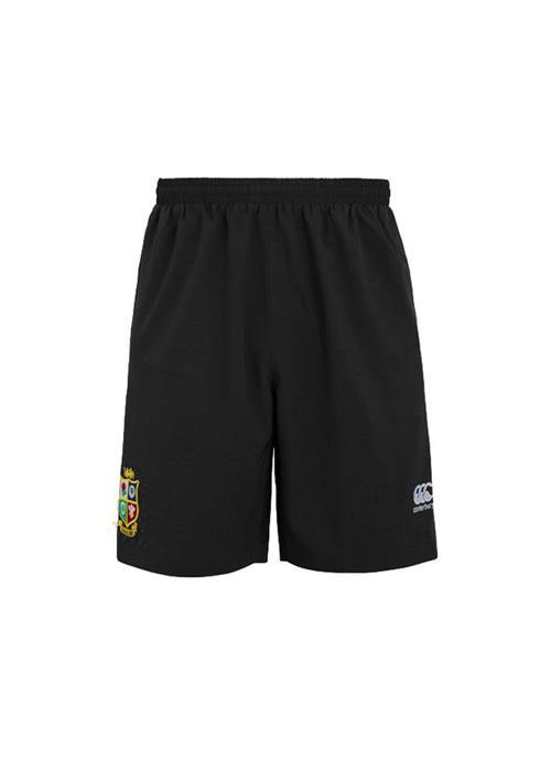 Canterbury<br />BIL 8IN Woven Gym Shorts (Black)