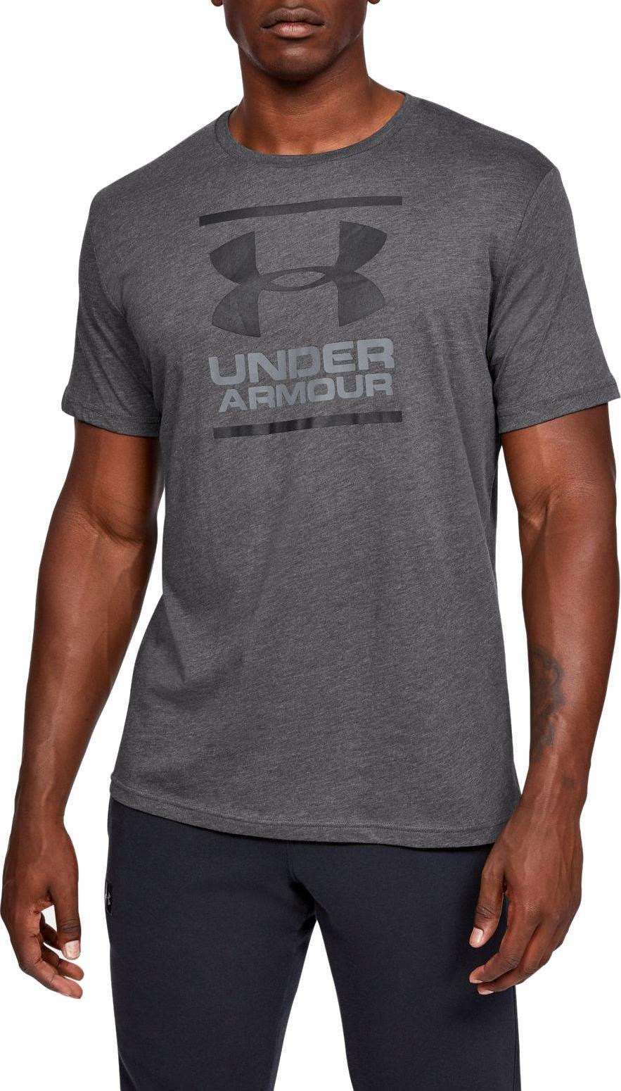 foundation t-shirt (charcoal)