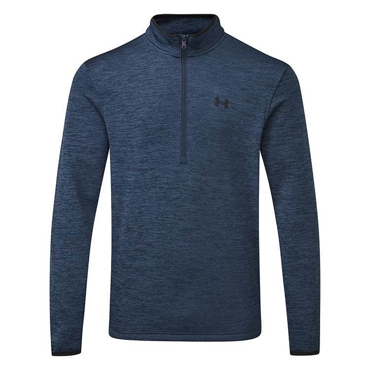 armour fleece 1/2 zip (teal)